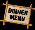 Download Dinner Menu